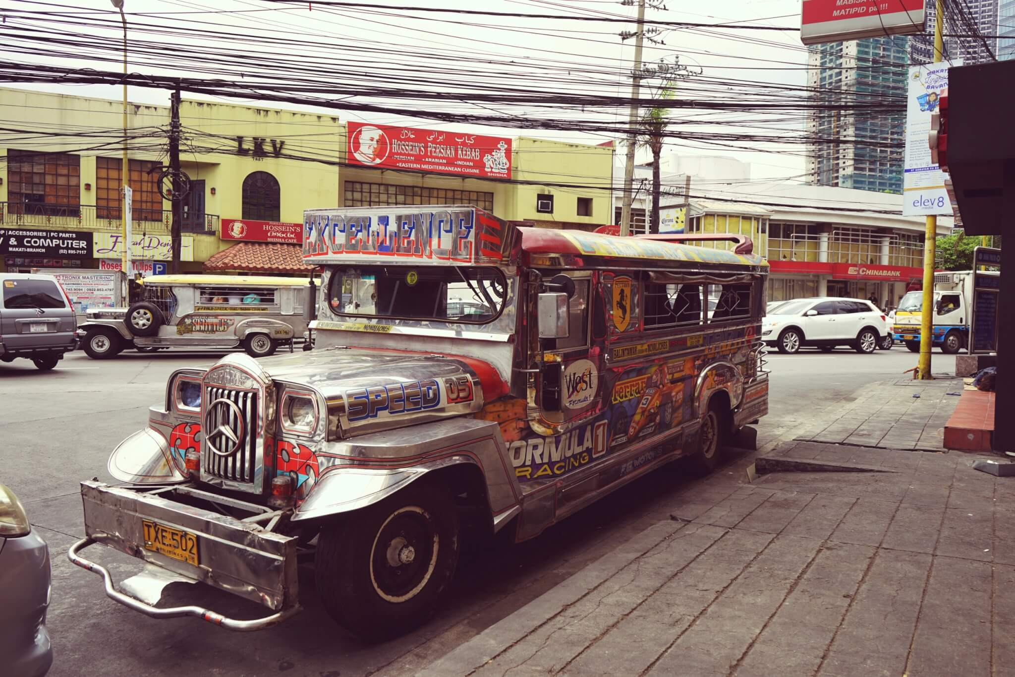 Metro Manila Kurz Vorm Kulturschock Wurde Alles Gut Witravel